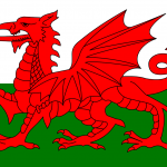 wales, flag, country