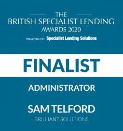 7. Sam Telford, Brilliant Solutions
